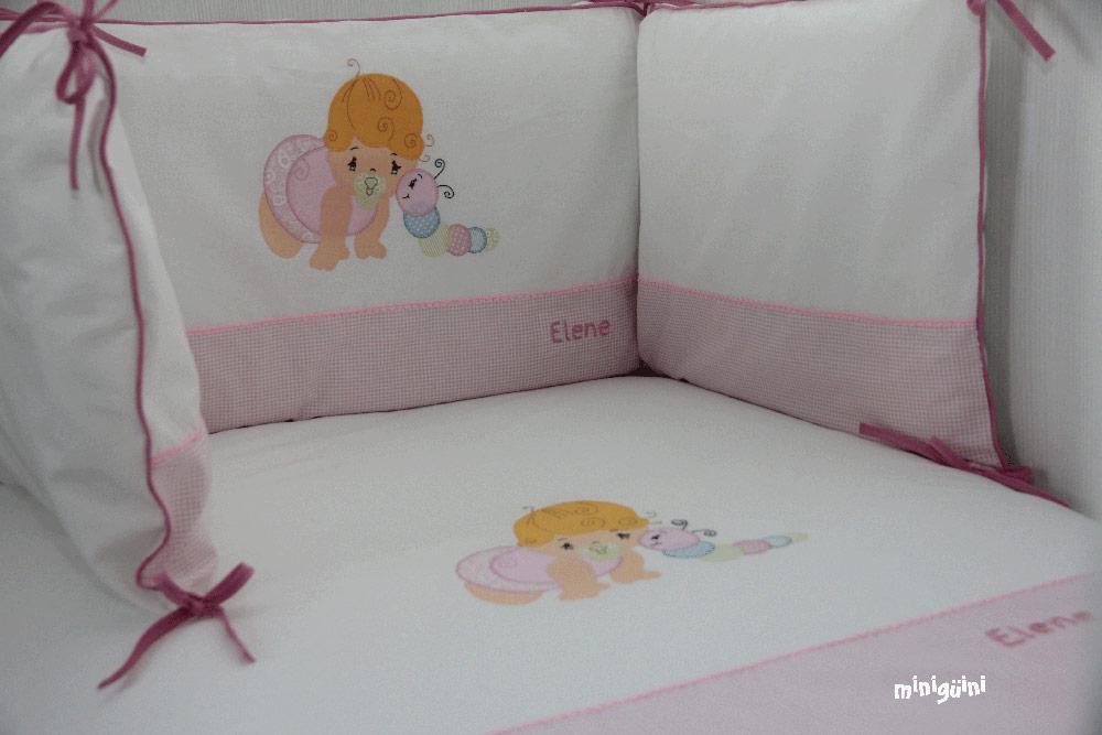 Chichonera bebé rosa