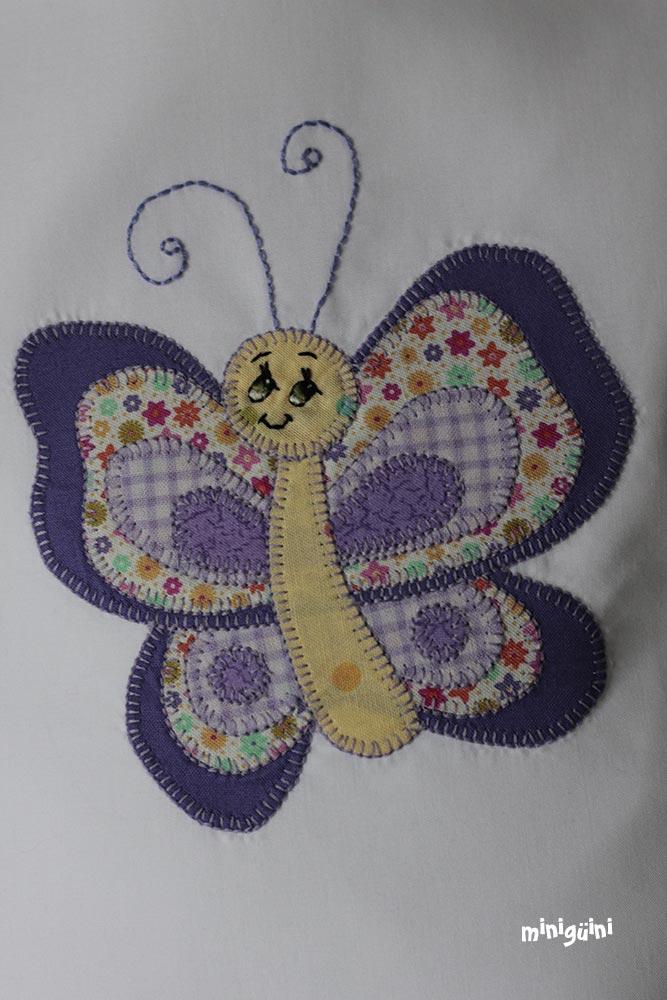 Aplicación mariposa