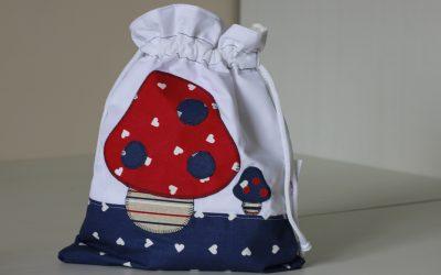 DIY: Cómo hacer una bolsa de merienda