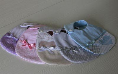 DIY: Cómo hacer un babero de bebé